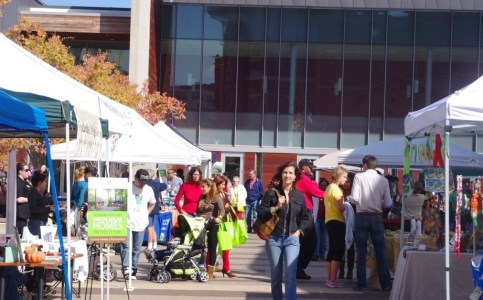 Image of Silver Spring GreenFest 2012