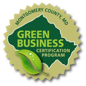 Green Business Certification Program Logo