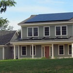 Net-Zero Energy Residential Test Facility