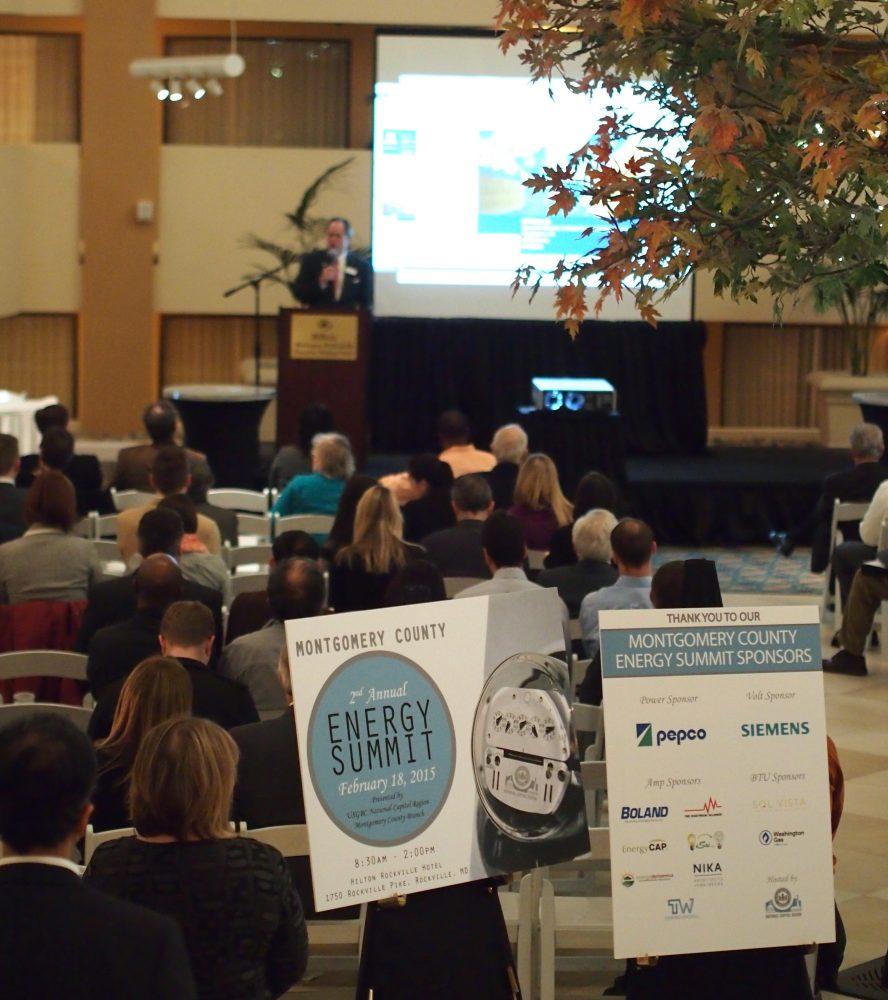 Roger Berliner makes opening remarks.