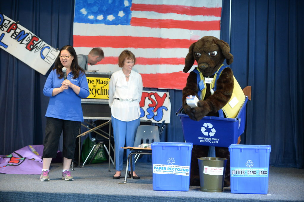 Recycling Awareness Week 2015
