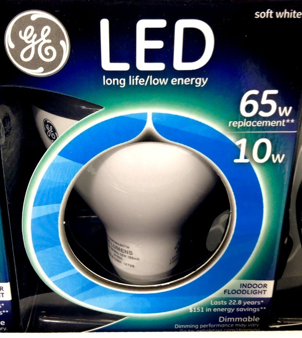 LED Light Bulb Package. Photo by Mike Mozart/Flickr