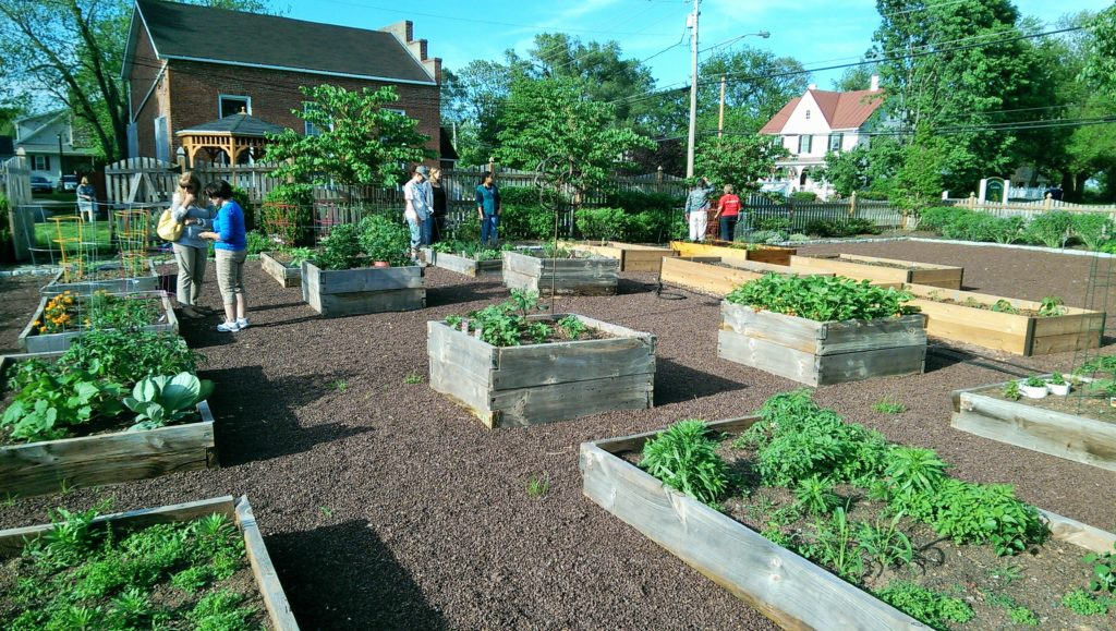 Poolesville Community Garden