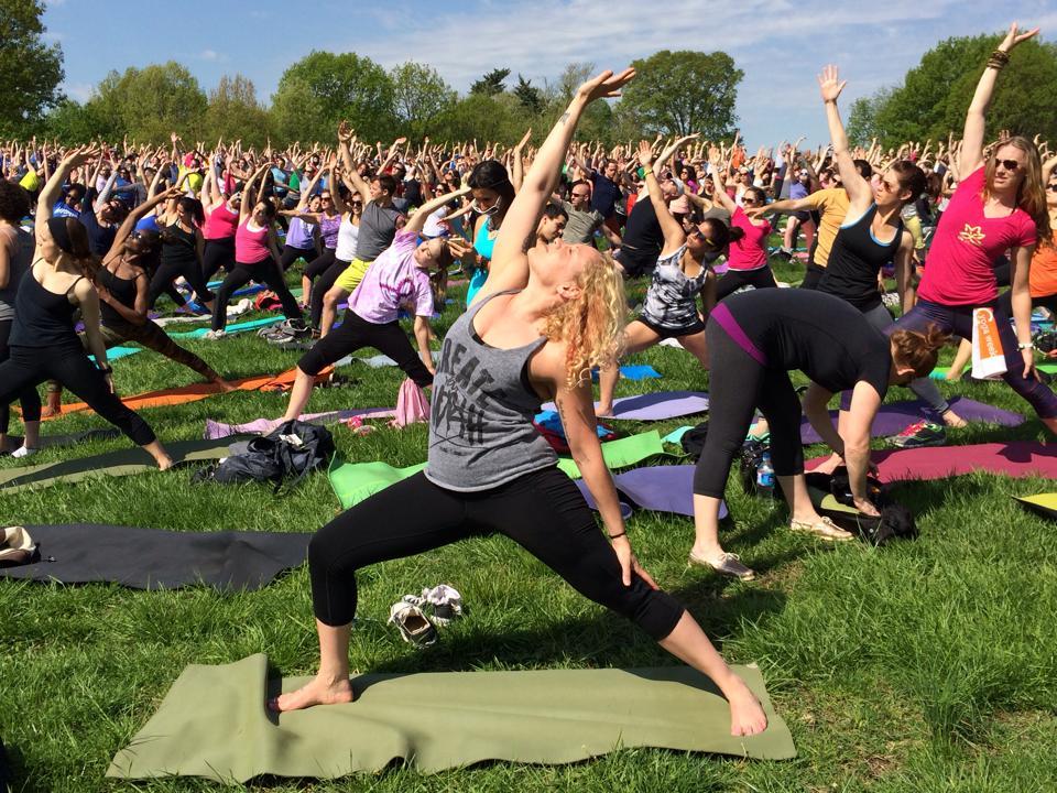 Rockville yoga studio embraces mindfulness