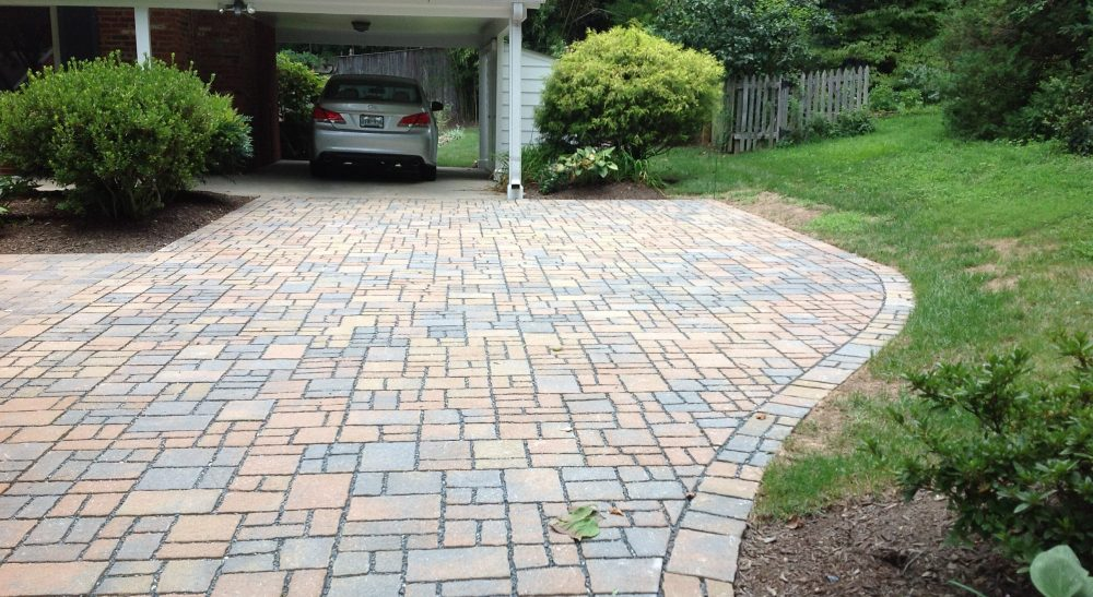 Permeable pavers curb pollution (and look great too!)