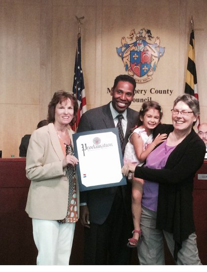 Proclamation for Chesapeake Bay Awareness Week