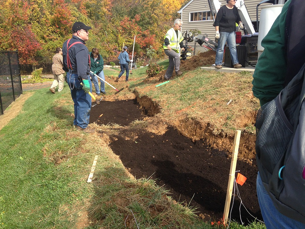Montgomery College landscaping training