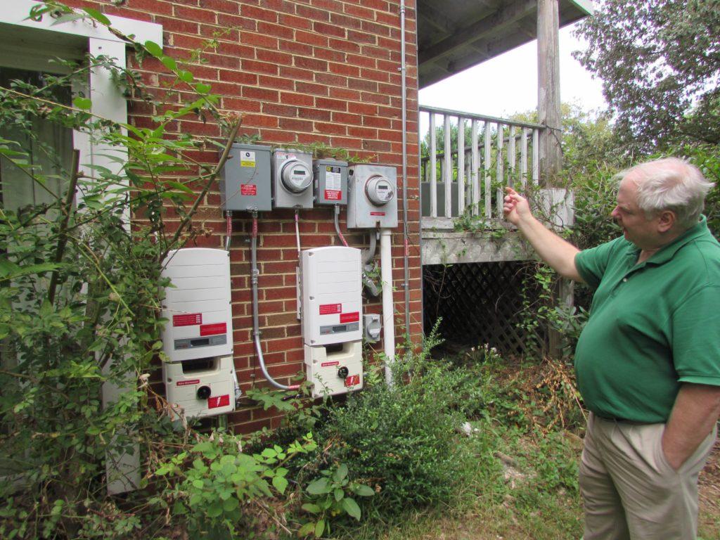 Tom Ripp's solar converters