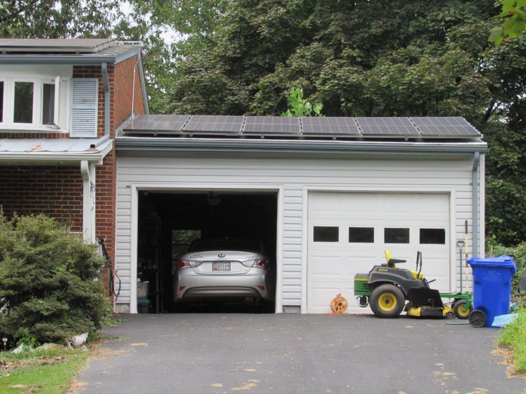 Broken Garage Door SpringsPanele Bielsko Windsor 575