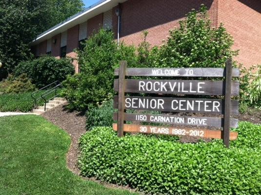 Rockville Senior Center