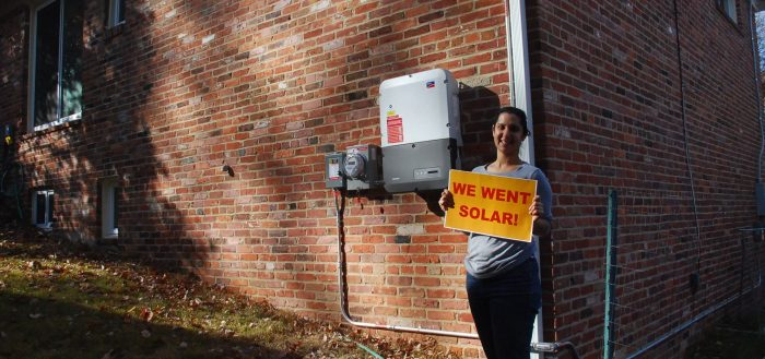 Member of the Montgomery County Solar Co-op