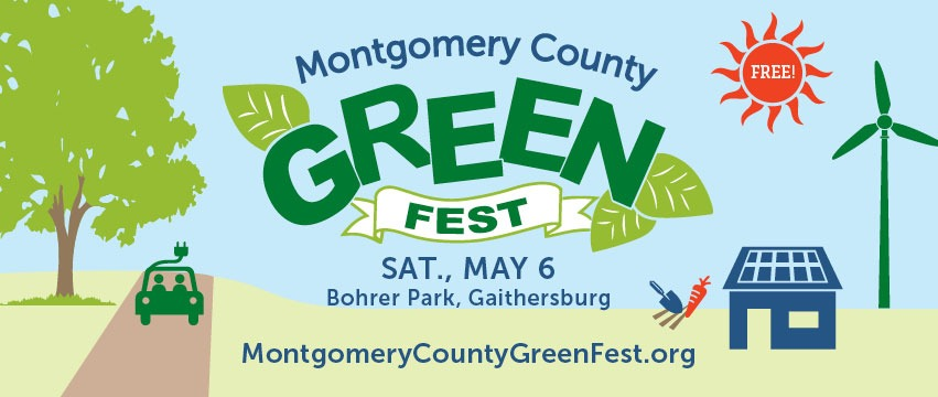 Montgomery County GreenFest ad