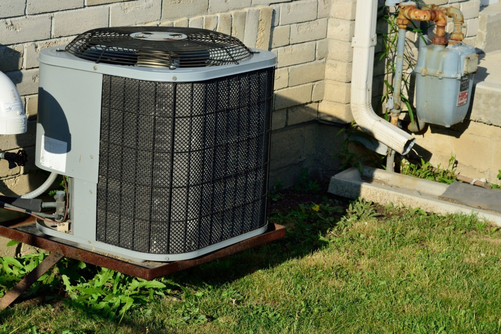 Air Conditioner, public domain, flickr