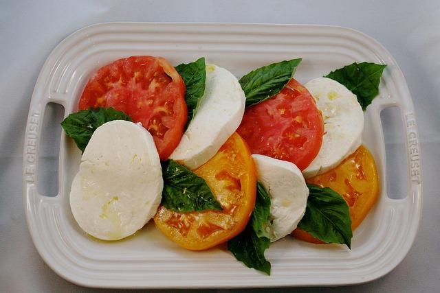 salad by Susan Lucas Hoffman flickr
