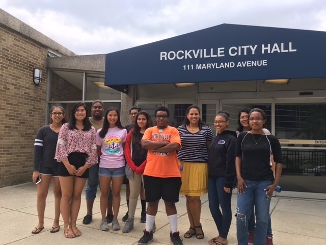 Rockville Teens become part of the NOAA Climate Stewards Community this Summer: Part Three