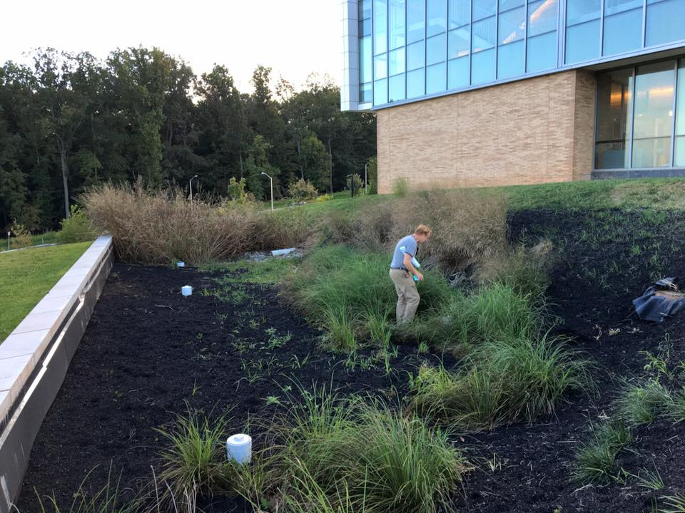 First night of the Green Infrastructure Training Program