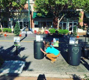 parkingday2017 is here and we are celebrating with an interactivehellip