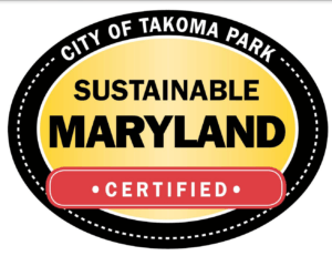 Sustainable Maryland: Takoma Park logo