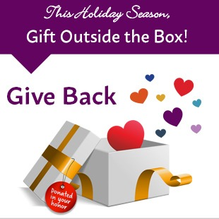 Gift Outside the Box Gift Back ad