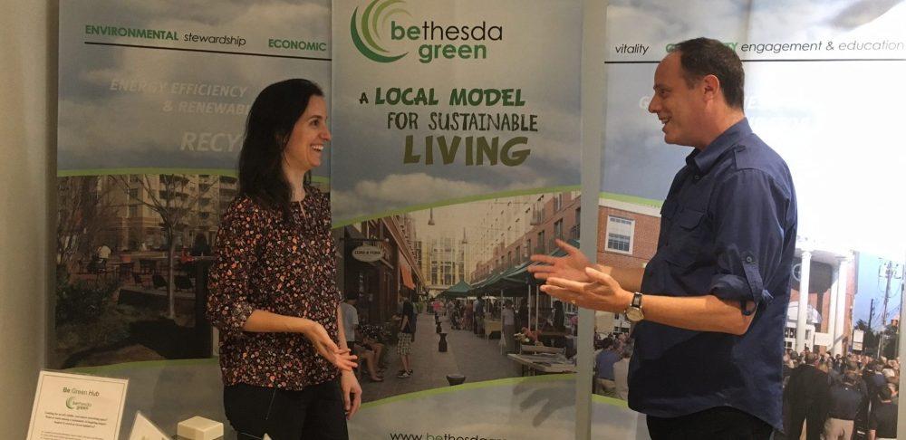 New Managing Director at Bethesda Green's Incubator brings investor lens