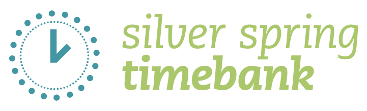 Silver Spring Timebank Logo