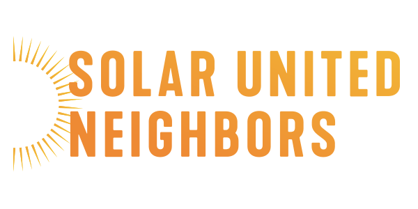 Solar United Neighbors Logo