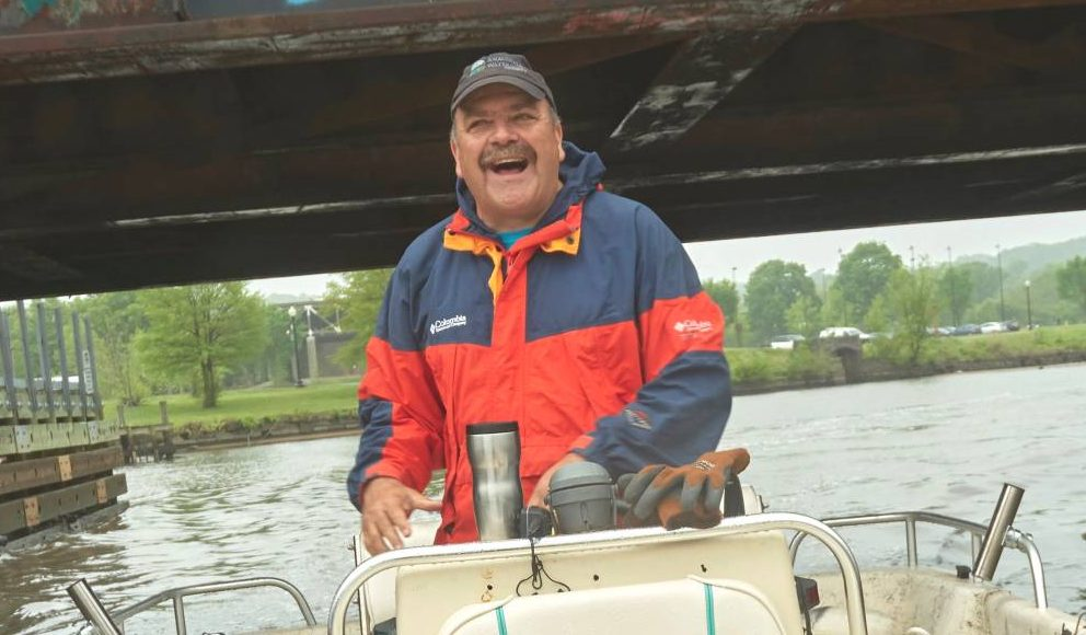 Anacostia Watershed Society President is honored as a Washingtonian of the Year