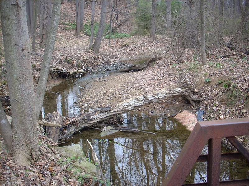 Pre-restoration – April 2008