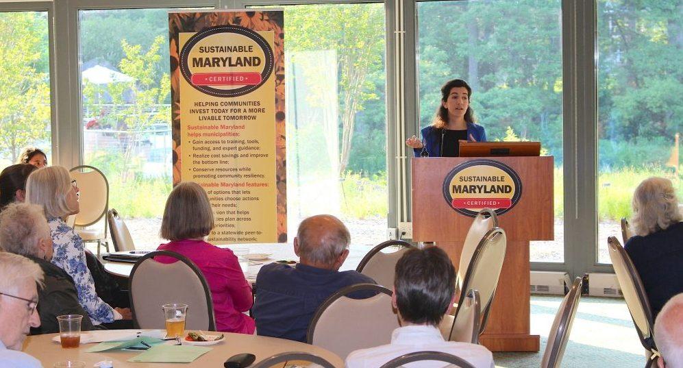 Brandy Espinola EFC Speaking