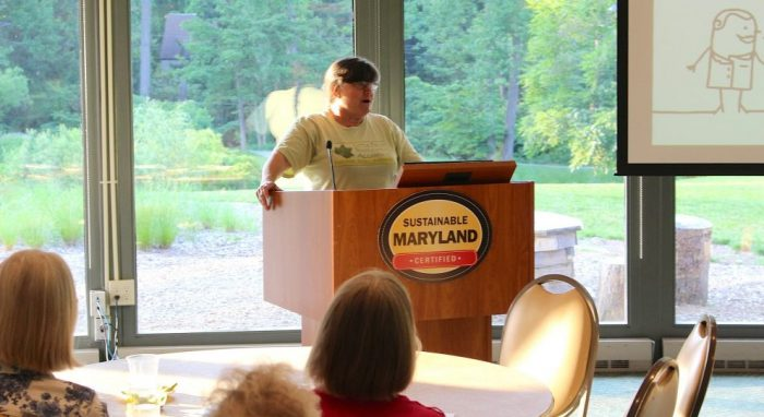 Sarah Morse Little Falls Watershed Speaking
