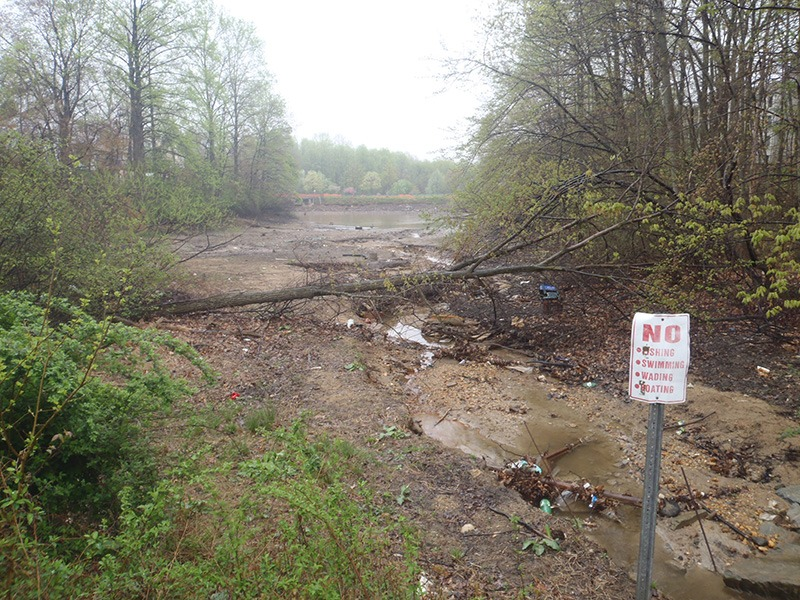 Montgomery County receives a $1,000,000 grant for watershed restoration projects