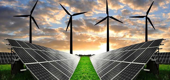Buying green electricity for your home