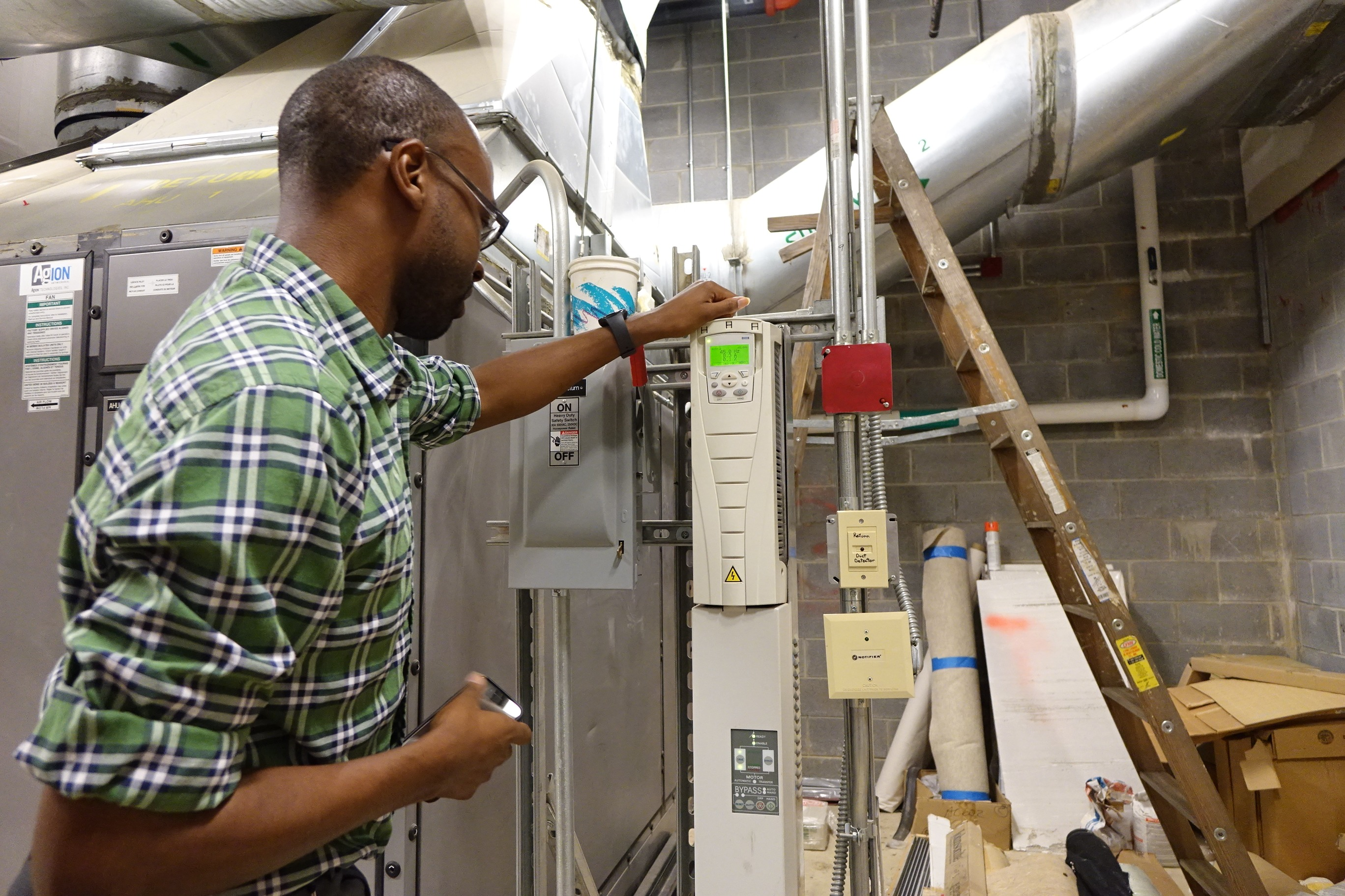 Saving energy and taxpayer dollars through continuous improvement of County operations