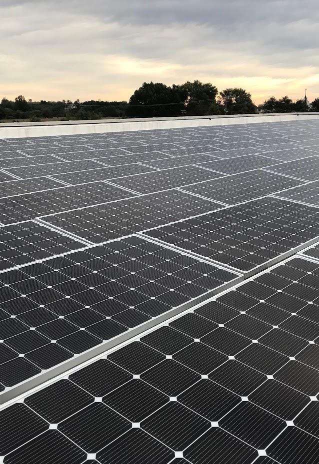 MCPS Solar Panels