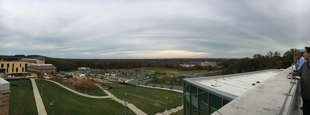 Montgomery College Panorama View
