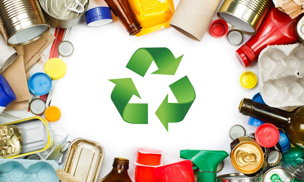 Keep recyclables clean!