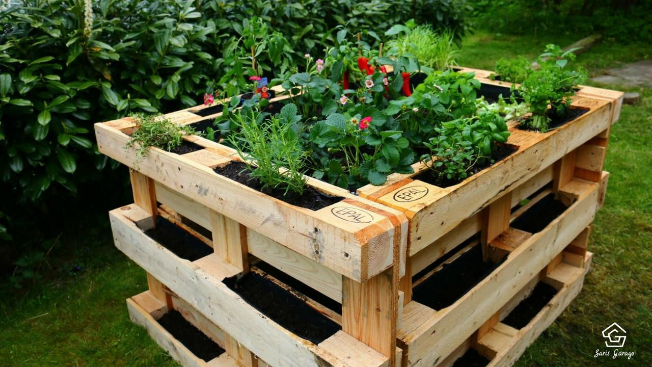 Raised Bed Gardens For Flowers And Vegetables My Green