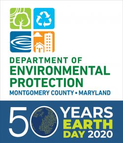 DEP Earth Day Logo