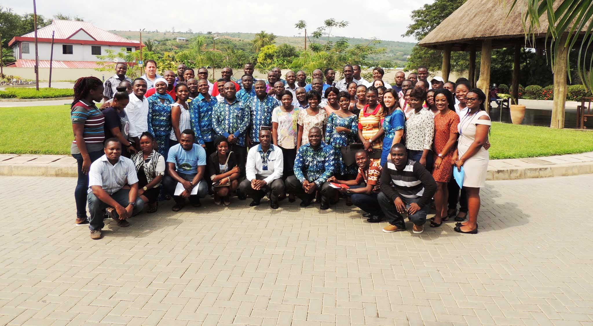 Global Communities Ghana Office