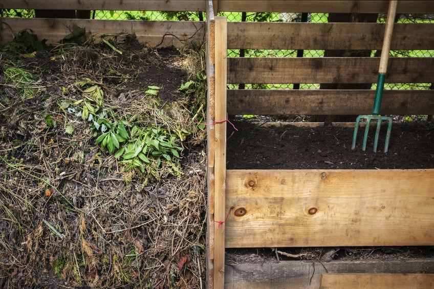 Backyard Compost Bin