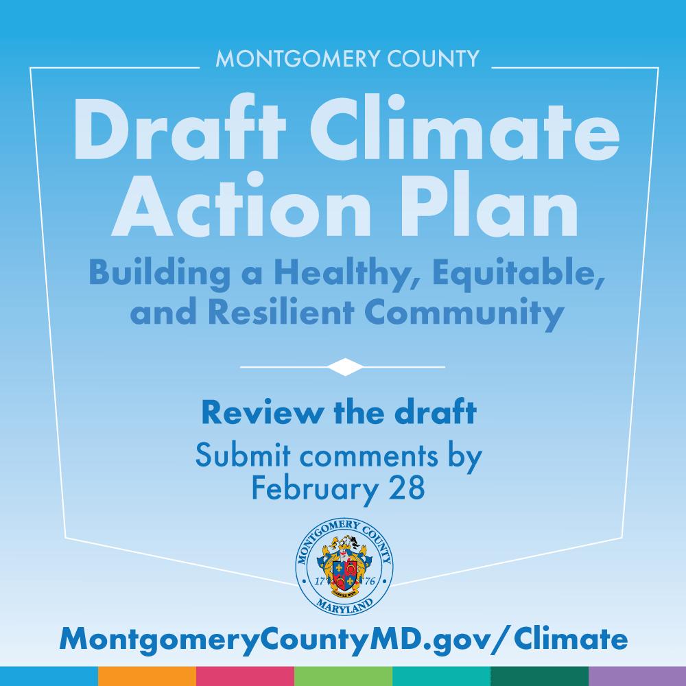 Montgomery County Government Climate Internship (Remote ...