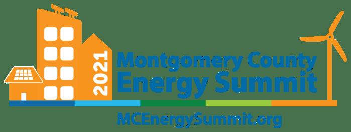 Energy Summit 2021 Logo with website