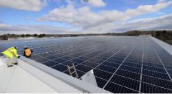 Fitzgerald Solar Array